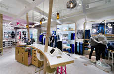 High-Tech Maternity Stores - Thyme Maternity's Concept Store Targets Savvy Moms-to-Be