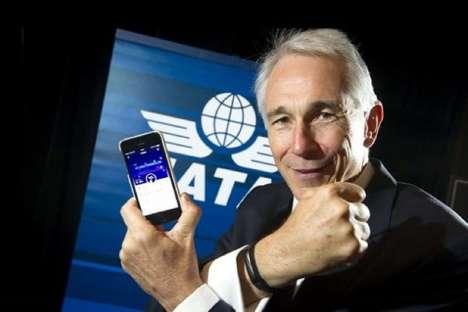 Jet Lag-Alleviating Apps