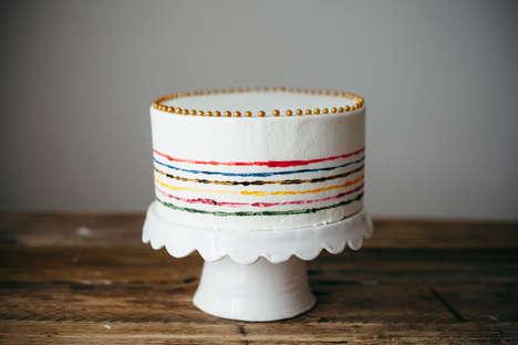 Rainbow Cake Recipes