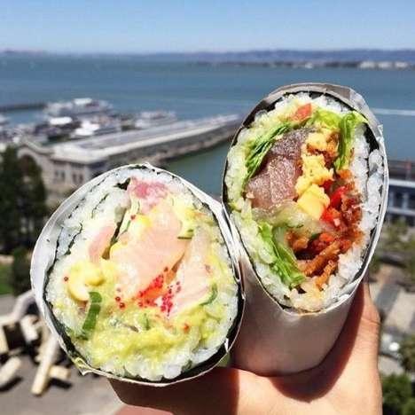 Sushi Burrito Restaurants
