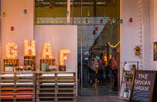 Pop-Up Ramadan Cafes - Ramadan Garden by Ghaf Kitchen Celebrates the Holy Month