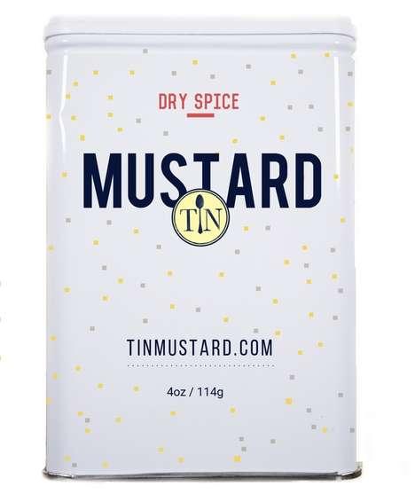 Artisanal Mustard Blends