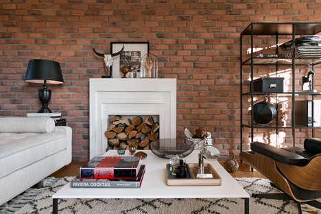 Compact Designer Lofts