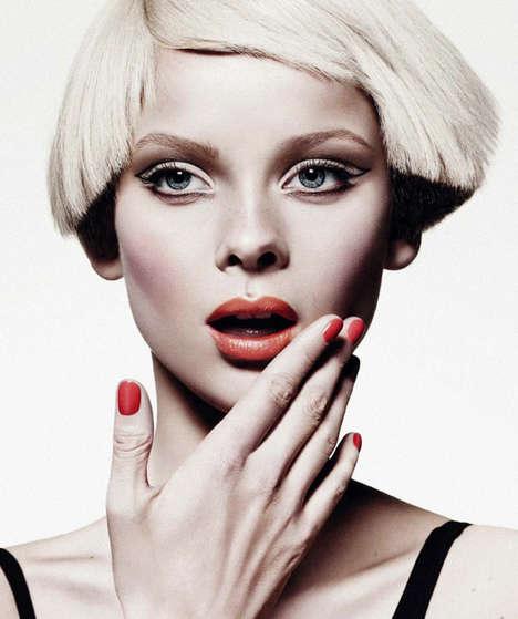 MOD Makeup Editorials
