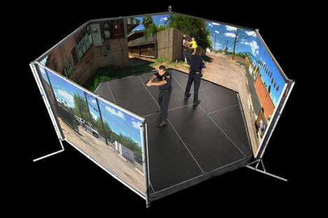 VR Shooting Simulators - VirTra Helps Law Enforcement Improve Shooting Accuracy, Virtually