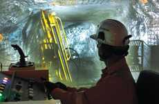 Miner-Training Simulators - The Cybermine Simulator Emulates the Operation of Mining Equipment