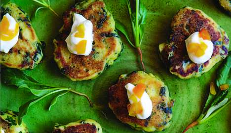 Crispy Veggie Cakes - These Veggie Cakes Make the Perfect Pre-Meal Snack for Vegetarian Foodies