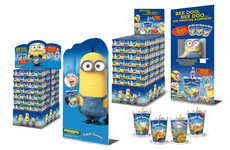 Minion Snack Packaging - Capri-Sun's Minion-Branded Juice and Snacks Playfully Include Pop Culture