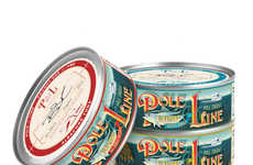Artisan Tuna Packaging - Line & Pole is a Tuna Brand Developed by Moxie Sozo for American Tuna