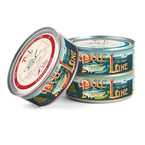 Artisan Tuna Packaging