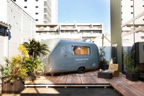 Upcycled Van Campers