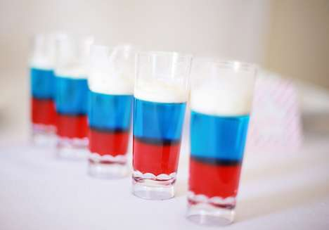 Colorful Patriotic Shooters