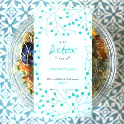 Convenient Superfood Meals - The Detox Kitchen Grab n' Go Dishes Blend Flavor and Nutrition