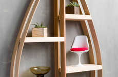 Teardrop Shelf Solutions
