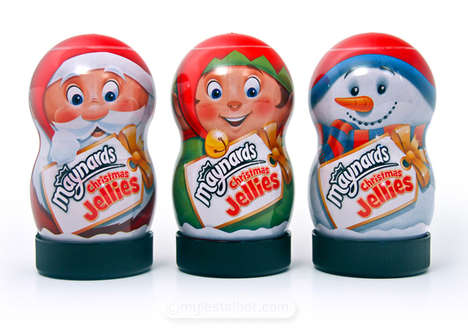 Christmas Sweets Packaging