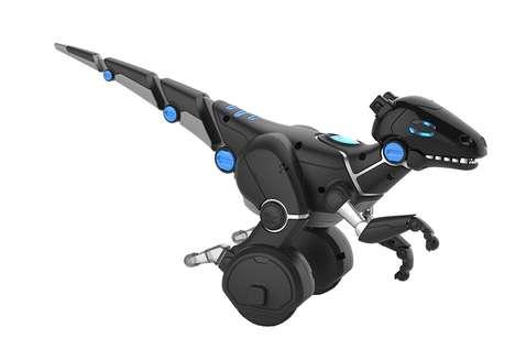 Autonomous Dinosaur Toys