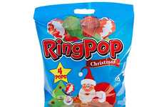 Holiday Edition Candy Rings