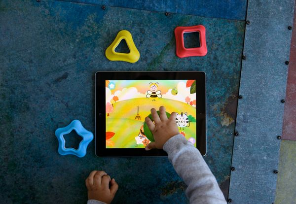 25 Interactive Apps for Kids
