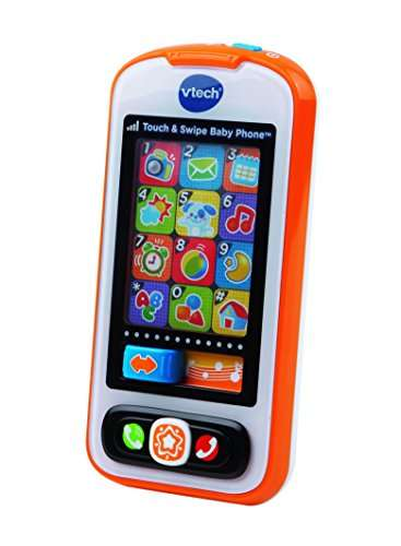 Stimulating Baby Phones - The VTech Touch and Swipe is a Smartphone For Babies and Toddlers
