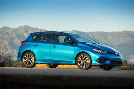 Adventurous Automotive Unveilings - Trend Hunter Travels to Cali to Preview the Scion iM & Scion iA