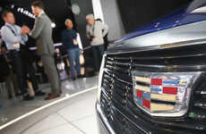 Boutique Automotive Shops - Cadillac Plans to Open 700 Dedicated Small Auto Shops