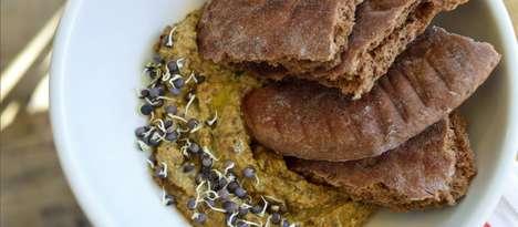 Lentil Pistachio Hummus