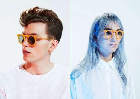 Colorful Unisex Eyewear