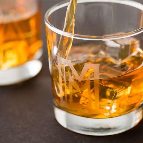 Couples Whiskey Tumbler Kits