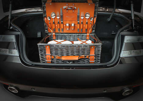 Luxurious Picnic Baskets
