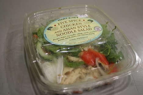 Portable Chicken Noodle Salads