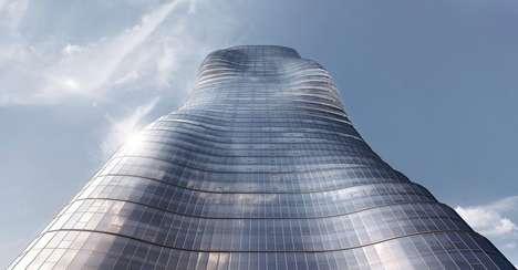 Pop Star-Inspired Architecture