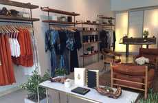Celebrity Designer Pop-Up Retail - The House of Harlow 1960 Pop-Up Shop is a First for the Brand