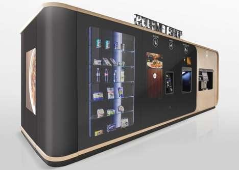 Epicurean Vending Machines