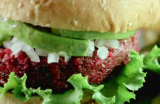 Hearty Beet Burgers - Isa Chandra Moskowitz' Bistro Beet Burgers Make a Delicious Meat-Free Meal