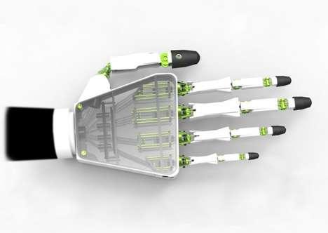 Lifelike Artificial Limbs