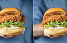 Restaurant-Expanding Sandwiches - Shake Shack Unveils a Tasty New Menu Item: the ChickenShack