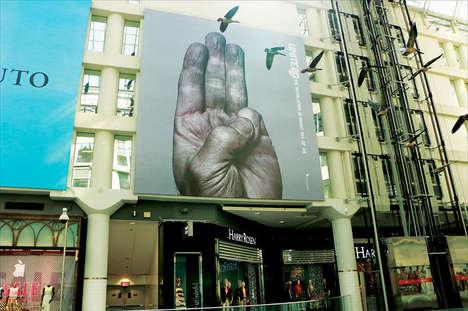 Dystopian Tribute Billboards
