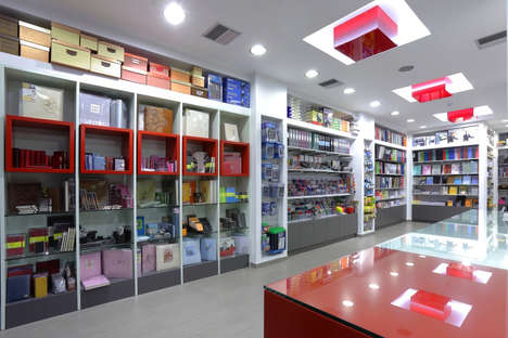 Cubical Stationery Shops