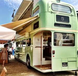Wine Party Tour Buses - This Sparkling Wine Party Bus is an Upcycled 1968 London Routemaster