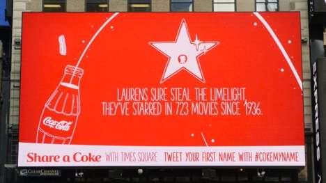 Social Drink Billboards