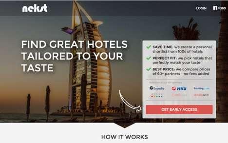 Interest-Based Hotel Platforms