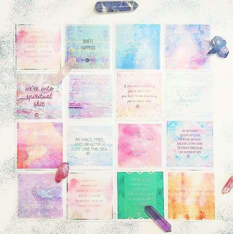 Uplifting Statement Cards