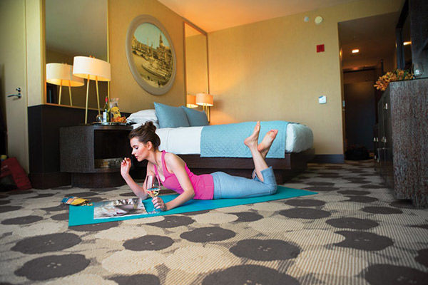 32 Hotel Wellness Initiatives