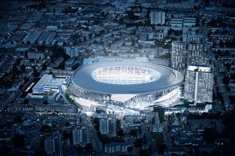Doughnut-Shaped Stadiums