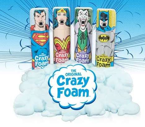 Superhero-Inspired Soap