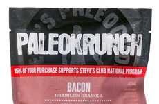 Bacon-Flavored Granola