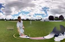 VR Cricket Experiences - 'A Proper Ball' is a VR Event from Yorkshire Tea and the ECB