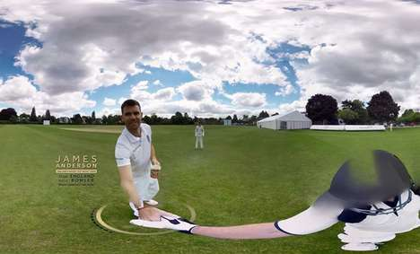 VR Cricket Experiences