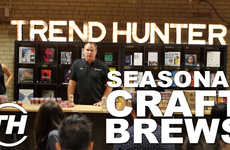 Seasonal Craft Brews