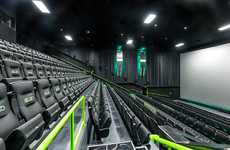 Three-Storey Movie Screens